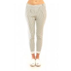 Дамски панталон в бяло  Alexandra Italy - 802/0