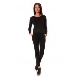 Дамски панталон Alexandra Italy 818/1- Черен