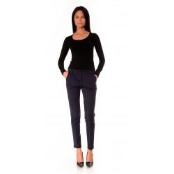 Дамски панталон Alexandra Italy 837/0- Тъмносин