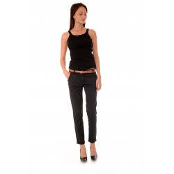 Дамски панталон Alexandra Italy 841/1, Черен