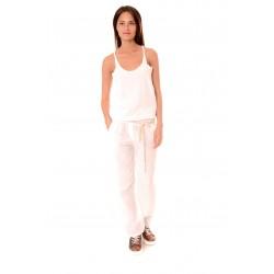 Дамски панталон Alexandra Italy 849/1, Бял