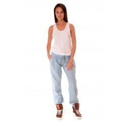 Дамски панталон Alexandra Italy  854/1, Светло син