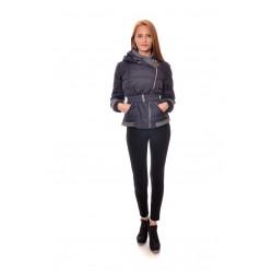 Дамско яке в тъмно син цвят 8002 -  Alexandra Italy