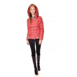 Дамско яке Alexandra Italy 352/1 - червен цвят
