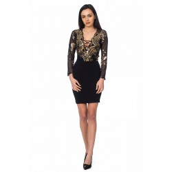 Дамска рокля Alexandra Italy-2894