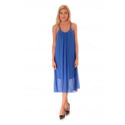 Дамска рокля Alexandra Italy 909/3, Син