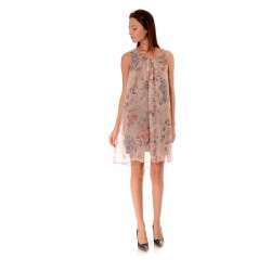 Дамска рокля Alexandra Italy 910/4, Бежов