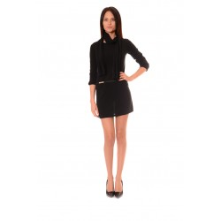 Дамска рокля Alexandra Italy 916/2 - Черен