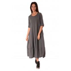 Дамска рокля Alexandra Italy 917/1 Сив