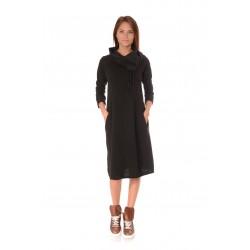 Дамска рокля Alexandra Italy 918/0 -Черен