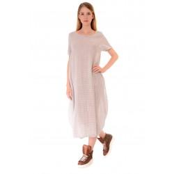 Дамска рокля Alexandra Italy 918/3, Бял