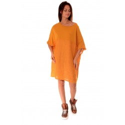 Дамска рокля Alexandra Italy 919/2 , Жълта