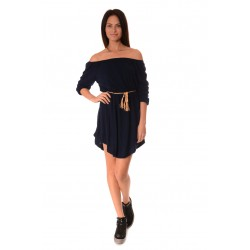 Дамска рокля Alexandra Italy 929/1 Тъмносин