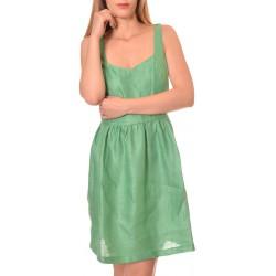 Дамска Рокля Alexandra Italy 940/0-Зелен цвят