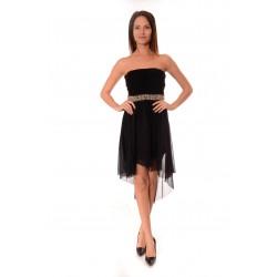 Дамска рокля Alexandra Italy 957/1- Черно