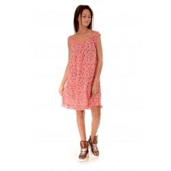 Дамска рокля Alexandra Italy 990/3, Корал