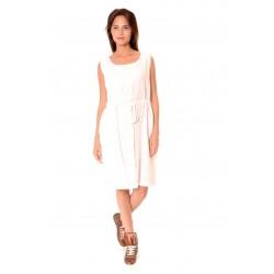 Дамска рокля Alexandra Italy 999/2, Бял